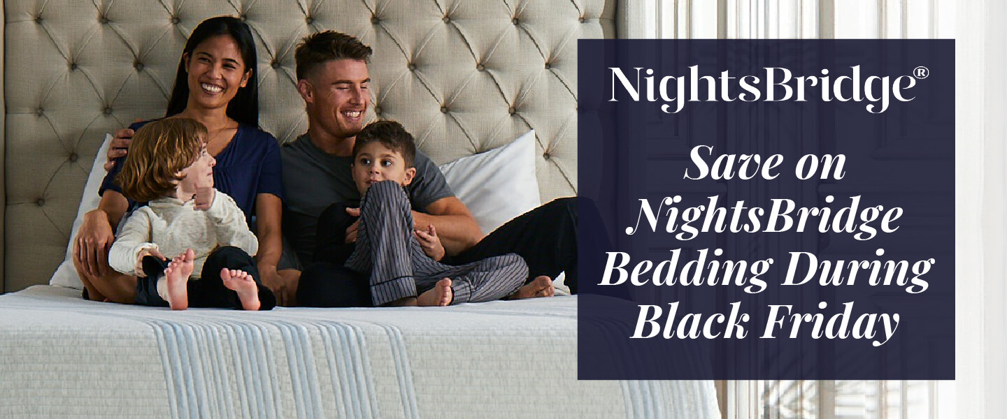 Shop NightsBridge Mattress Black Friday Sale
